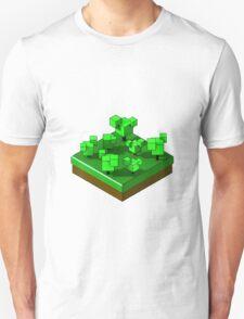 Isometric Island 01 T-Shirt