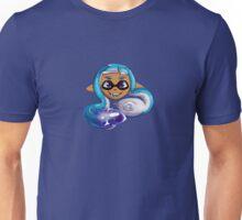 Splatoon - Sky Blue Inkling Girl Unisex T-Shirt