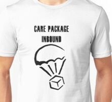 Care package inbound Unisex T-Shirt