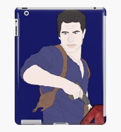 Uncharted Adventurer iPad Case/Skin
