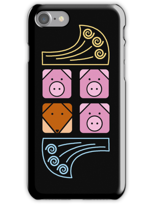 3 little pigs phone by venitakidwai1