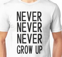 never ever Unisex T-Shirt