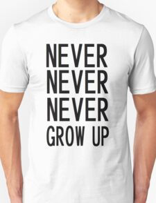 never ever T-Shirt