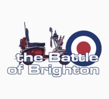 The Battle Of Brighton by Alternative Art Steve