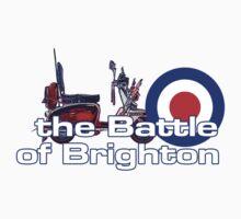 The Battle Of Brighton by Alternative Art Steve