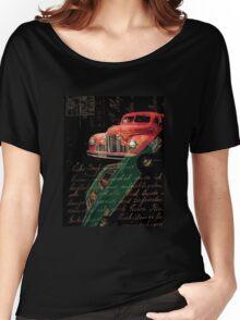Dark Car Women's Relaxed Fit T-Shirt