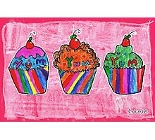Cupcakes by Grace (8) Photographic Print
