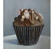 The Rocky Road to Cup Cake Heaven Photographic Print