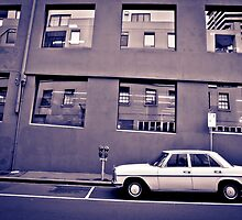 The Benz by Paul Louis Villani