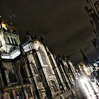 St Giles Cathedral, Edinburgh, UK by Wendy  Rauw
