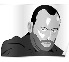 Jean Reno actor from Ronin Poster
