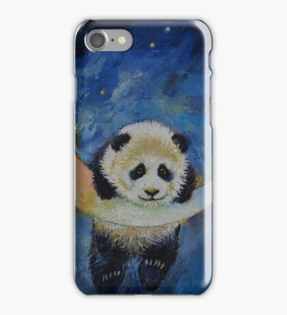 Panda Stars iPhone Case/Skin