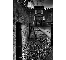Skipton Castle Photographic Print