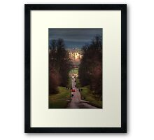 Pathway to Ripon Framed Print