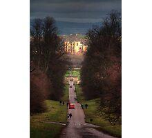 Pathway to Ripon Photographic Print