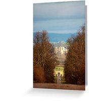 Ripon Castle Greeting Card