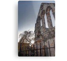 York Church Metal Print