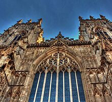 York Minster by kkimi88