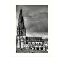 St Mary's Church Art Print
