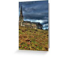 St Mary's Church Greeting Card