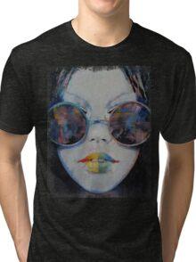 Asia Tri-blend T-Shirt