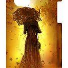 BE MY AUTUMN iphone case LIMITED  edtition by Amalia Iuliana Chitulescu