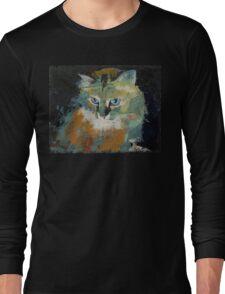 Himalayan Cat Long Sleeve T-Shirt