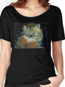 Himalayan Cat Women's Relaxed Fit T-Shirt
