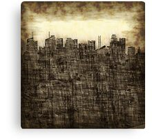 City utopia Canvas Print