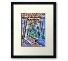 Time Machine, 2012 Framed Print