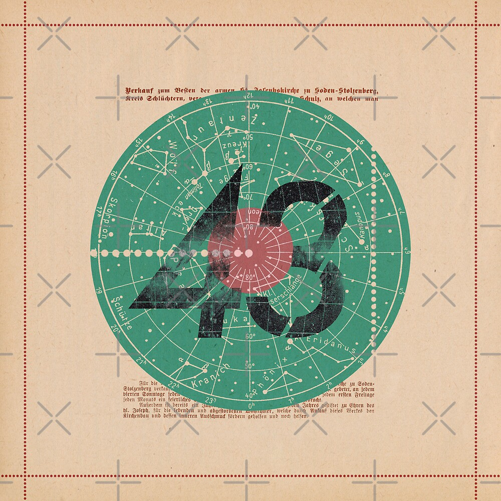 """43"" by Georg Stadler"