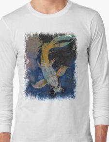 Dragon Koi Long Sleeve T-Shirt