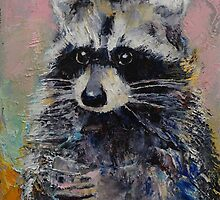 Raccoon by Michael Creese