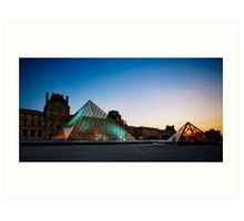 Paris 308 Art Print