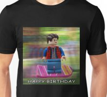 Happy Birthday - Hoverboard Unisex T-Shirt