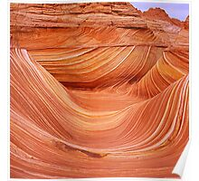 Wave Rock 2, The Coyote Buttes Poster