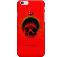 Death | PAN!K iPhone Cover iPhone Case/Skin