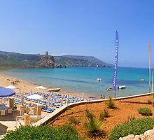 Malta Beach Resort by billystygian