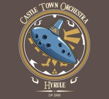 Castle Town Orchestra One Piece - Short Sleeve