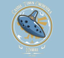 Castle Town Orchestra Kids Clothes