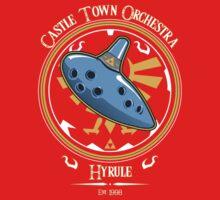 Castle Town Orchestra Kids Clothes