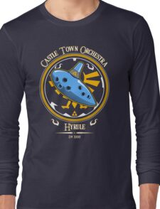 Castle Town Orchestra Long Sleeve T-Shirt