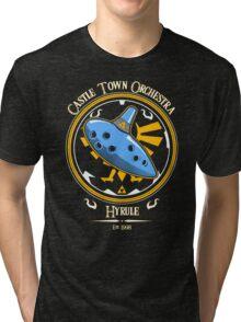 Castle Town Orchestra Tri-blend T-Shirt