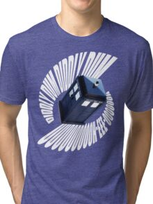 doctor who theme 2 Tri-blend T-Shirt