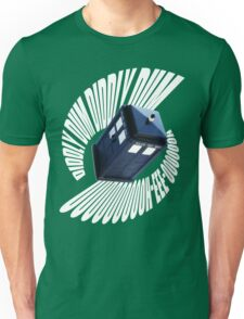 doctor who theme 2 Unisex T-Shirt
