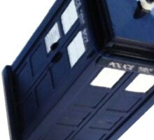 doctor who theme 2 Sticker