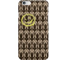 BORED with bullet holes iPhone Case/Skin