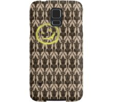 BORED with bullet holes Samsung Galaxy Case/Skin