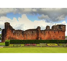 Penrith Castle Photographic Print