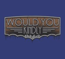 Would You Kindly by Adho1982